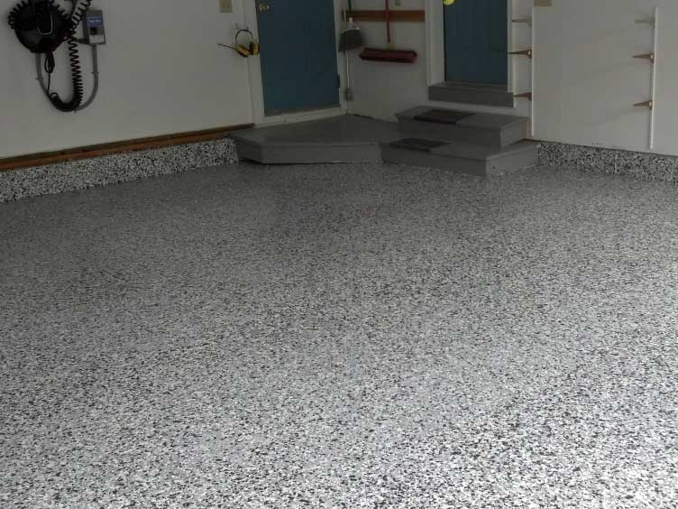 Testimonials elite garage plaistow new hampshire the finished faux granite floor solutioingenieria Images