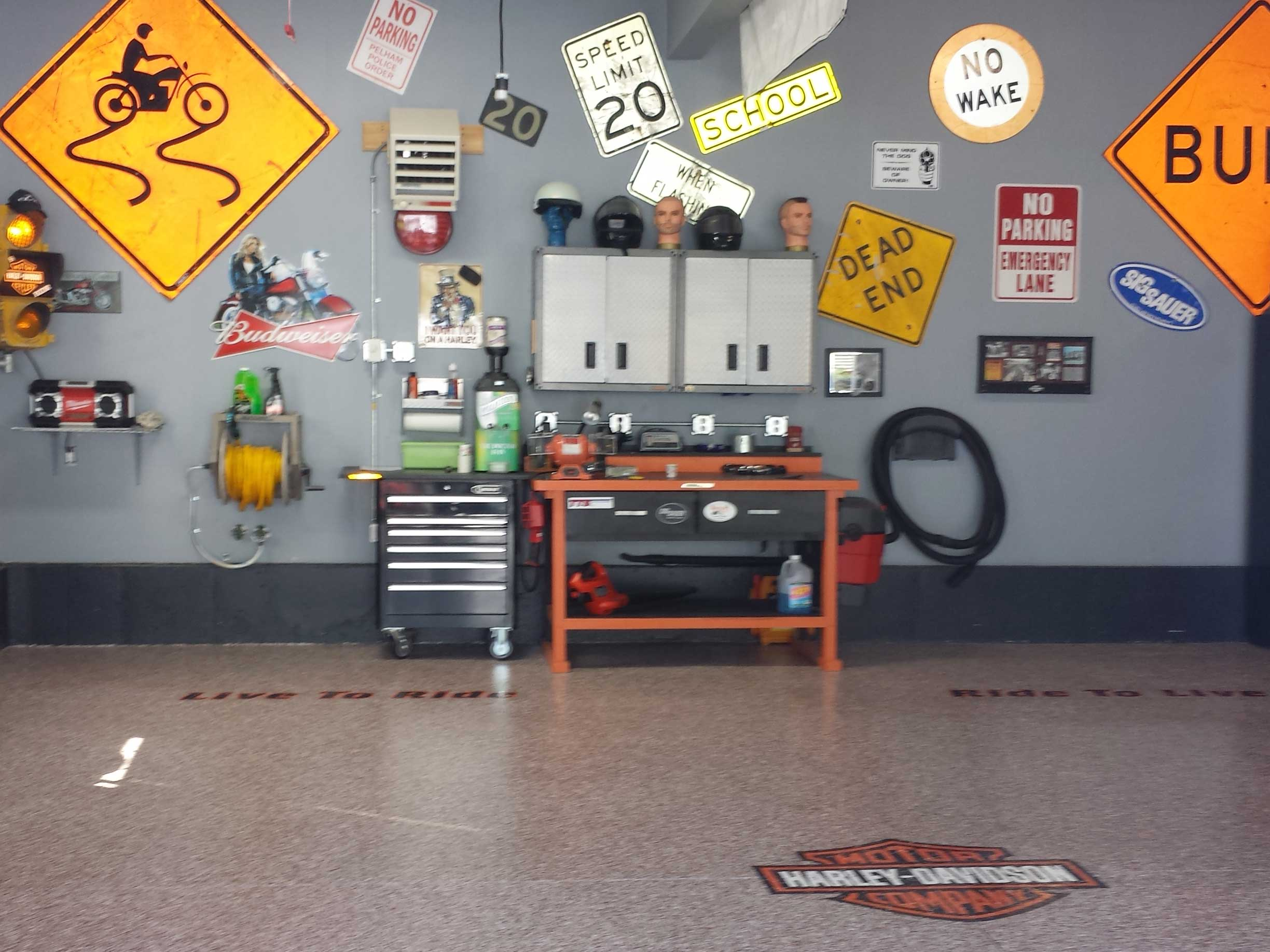 Sullivan Brothers Toyota Kingston Ma Commercial Garage Flooring Gallery | Take A Tour