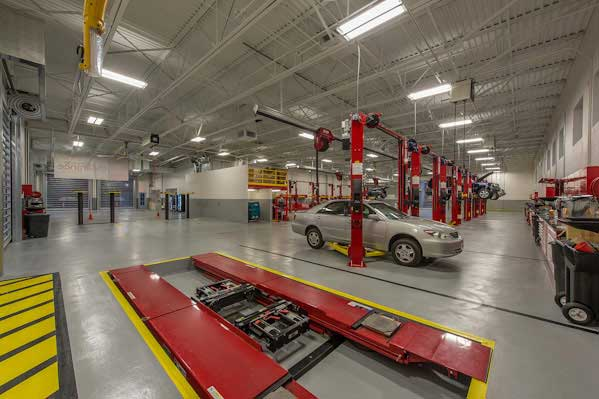 Toyota Salem Nh >> Commercial Garage Flooring Gallery | Take A Tour