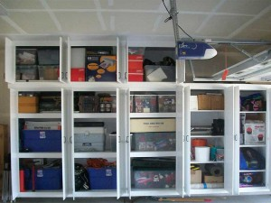Get More Space With Garage Cabinets